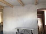 漆喰施工前です。郡山市昭和| 郡山市 新築住宅 大原工務店のブログ
