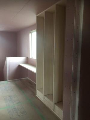 完成まであと少し。|郡山市 新築住宅 大原工務店のブログ