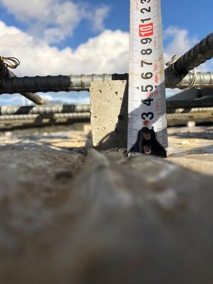 コンクリートのスペーサーです。|郡山市 新築住宅 大原工務店のブログ