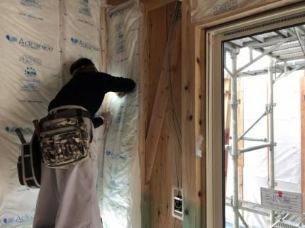 大原工務店の家の性能は、しっかりした施工ありきです。郡山市富久山町| 郡山市 新築住宅 大原工務店のブログ