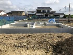 新築住宅のべた基礎です。|郡山市 新築住宅 大原工務店のブログ