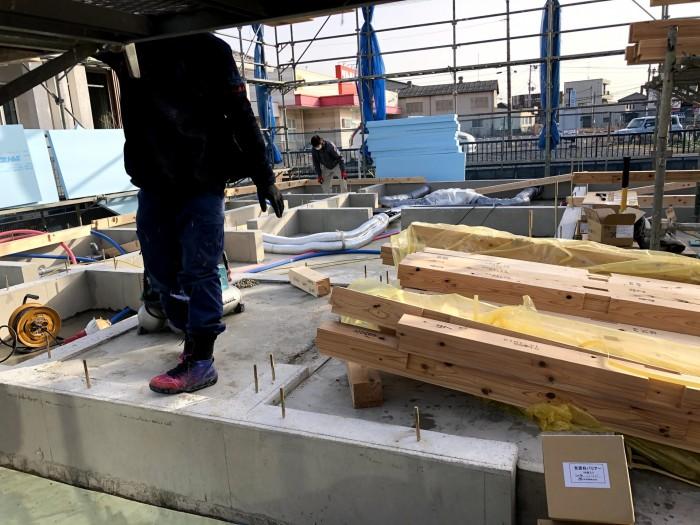 木材に檜を使用しています。郡山市安積町| 郡山市 新築住宅 大原工務店のブログ