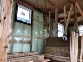 気密測定を行いました。二本松市| 郡山市 新築住宅 大原工務店のブログ