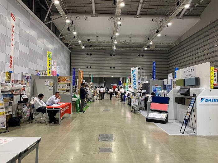 岡田電気さん主催のトータル提案フェアに参加しました。郡山市南| 郡山市 新築住宅 大原工務店のブログ