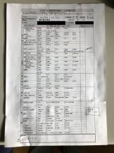 定期点検、チェックシートです。|郡山市 新築住宅 大原工務店のブログ