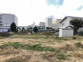 新築工事前に敷地調査をしていきます 岩瀬郡鏡石町  郡山市 新築住宅 大原工務店のブログ