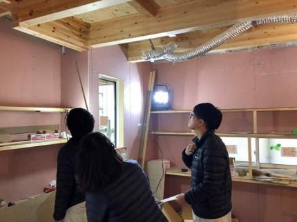 朝の勉強会です。 郡山市 新築住宅 大原工務店のブログ