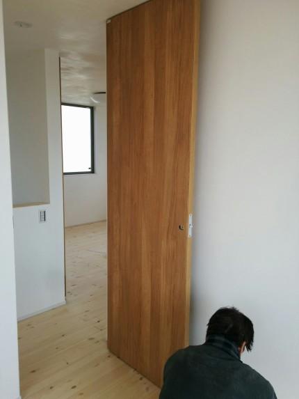 新築住宅 フルハイドア