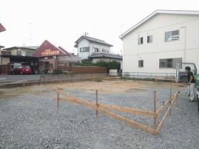 郡山市富田町ではT様邸新築住宅が着工しました。