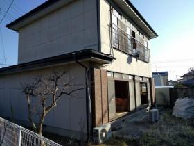 大槻町の売地で解体工事です。|郡山市 新築住宅 大原工務店のブログ