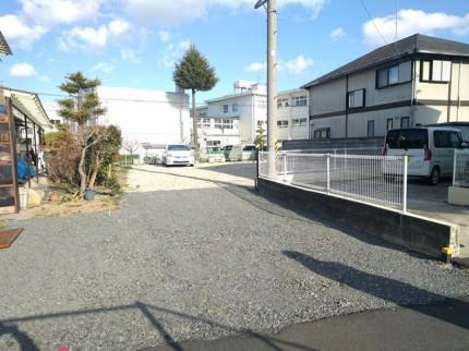 大槻町の売地です。|郡山市 新築住宅 大原工務店のブログ