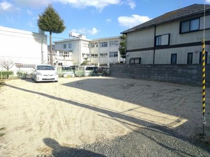新築建築予定の敷地です。|郡山市 新築住宅 大原工務店のブログ