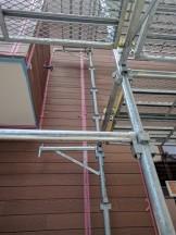 外壁張り終わりです。|郡山市 新築住宅 大原工務店のブログ