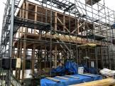 上棟が行われました。須賀川市森宿| 郡山市 新築住宅 大原工務店のブログ