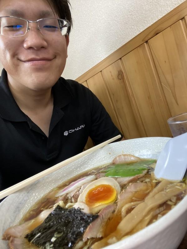 あさひ家のラーメンを食べてきました。須賀川市中宿  郡山市 新築住宅 大原工務店のブログ