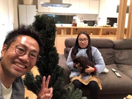 クリスマスツリー飾りです。|郡山市 新築住宅 大原工務店のブログ