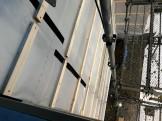 大原工務店で新築注文住宅建築中K様邸、外壁下地施工の様子です。郡山市富田町| 郡山市 新築住宅 大原工務店のブログ