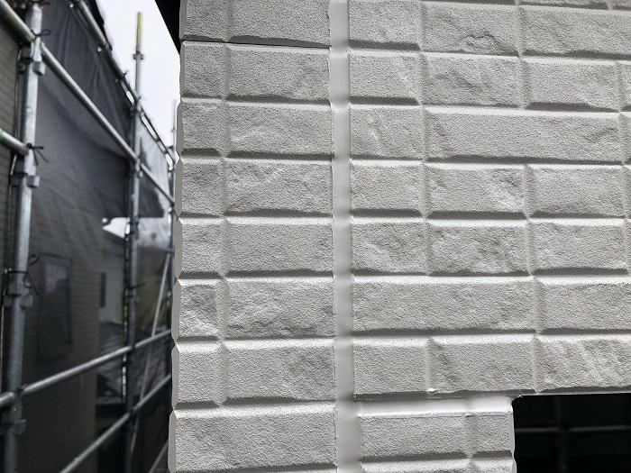 シーリング材の充填を施工しました 郡山市安積町 |郡山市 新築住宅 大原工務店のブログ