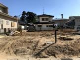 新築注文住宅が着工しました 郡山市富田町 |郡山市 新築住宅 大原工務店のブログ