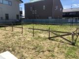 着工前の様子です。|郡山市 新築住宅 大原工務店のブログ