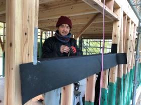 新築の先張りシート施工です。|郡山市 新築住宅 大原工務店のブログ