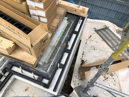 新築の基礎パッキン工法です。|郡山市 新築住宅 大原工務店のブログ