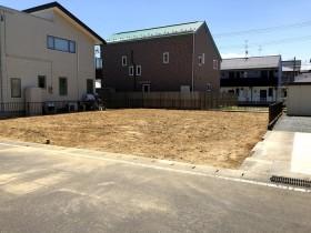 更地の状態です。|郡山市 新築住宅 大原工務店のブログ