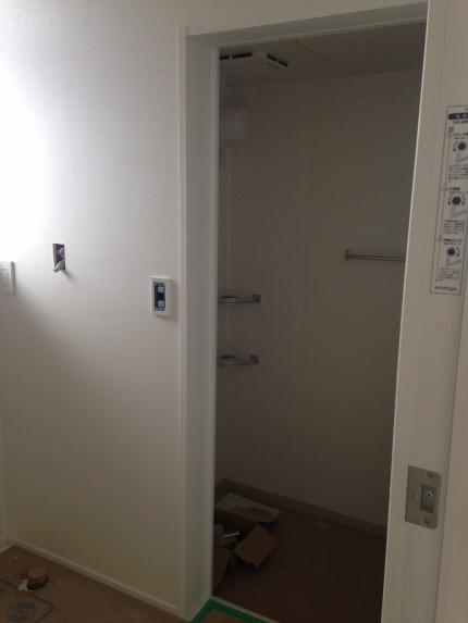 2階 シャワールーム