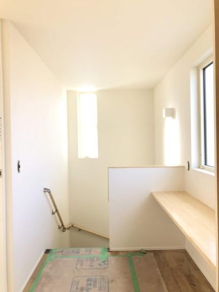 2階部分のフリースペースです。|郡山市 新築住宅 大原工務店のブログ