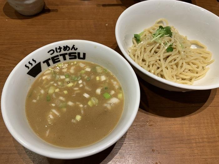 つけめんTETSUのつけ麺です。東京都| 郡山市 新築住宅 大原工務店のブログ