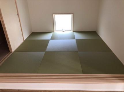 和室の地窓がステキです。|郡山市 新築住宅 大原工務店のブログ