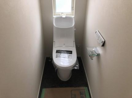 大原工務店で建てる新築注文住宅のトイレです。郡山市安積町| 郡山市 新築住宅 大原工務店のブログ