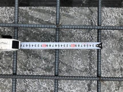 自社の鉄筋検査です。|郡山市 新築住宅 大原工務店のブログ