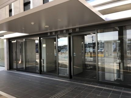 須賀川市役所です。|郡山市 新築住宅 大原工務店のブログ