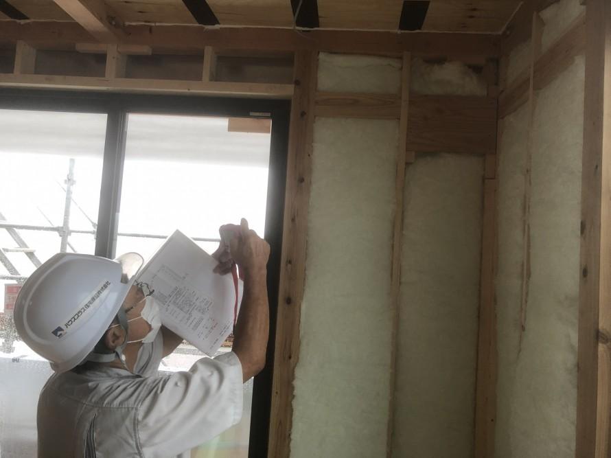 柱頭金物を鬼激写|郡山市 新築住宅 大原工務店のブログ