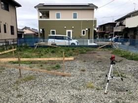 新築注文住宅が着工しました 郡山市長者 |郡山市 新築住宅 大原工務店のブログ