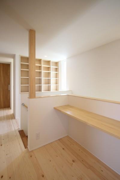 2階フリースペースです!| 郡山市 新築住宅 大原工務店のブログ
