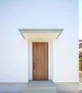 カッコいい玄関サッシ使用してます。郡山市亀田| 郡山市 新築住宅 大原工務店のブログ