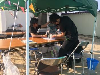 郡山市富田町「完成見学会」たくさんのお客様にお越しいただきました!