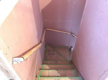 壁の石膏ボードは、ハイクリンボードを使用してます。郡山市亀田|郡山市 新築住宅 大原工務店のブログ