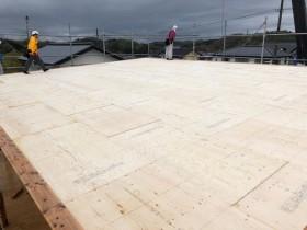 注文住宅の屋根工事