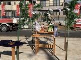 地鎮祭のセットです。郡山市喜久田町| 郡山市 新築住宅 大原工務店のブログ