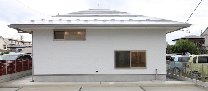 平屋のモデルです。|郡山市 新築住宅 大原工務店のブログ