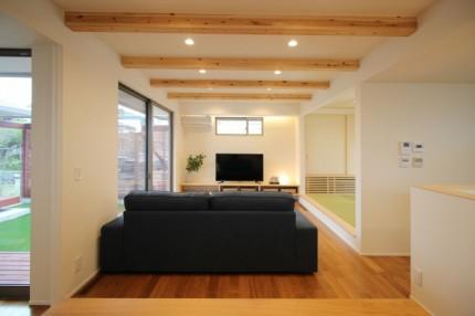 平屋モデルハウス「中庭のある家」公開中です。郡山市安積町| 郡山市 新築住宅 大原工務店のブログ