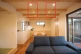 リビング照明です。|郡山市 新築住宅 大原工務店のブログ