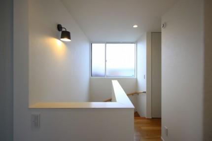 郡山市モデルハウス「ライフボックス」2階ホール|郡山市 工務店 大原工務店のブログ