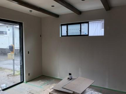 白い漆喰はカッコイイですね。郡山市小原田|郡山市 新築住宅 大原工務店のブログ