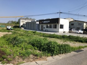 新築着工前の草刈りです。 郡山市 新築住宅 大原工務店のブログ