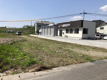 草刈り完了です。|郡山市 新築住宅 大原工務店のブログ