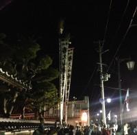 小原田香久山神社秋祭り2015